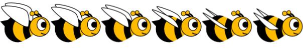 les 6 étapes du vol de notre abeille